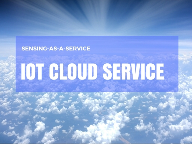 IOT CLOUD SERVICE